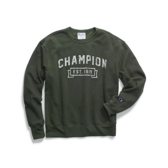 Champion Other - Champion Men's Heritage Fleece Crew